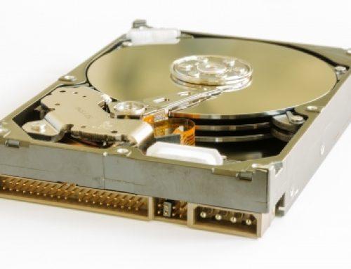 PCデータのバックアップ、HDDにデータを丸々保存する方法